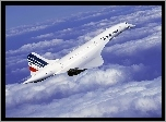 Concorde, Air, France