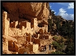 Cliff Palace, Park Narodowy, Colorado